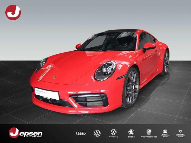 911, Carrera 4S Carbon Leder Kamera Automatik BOSE