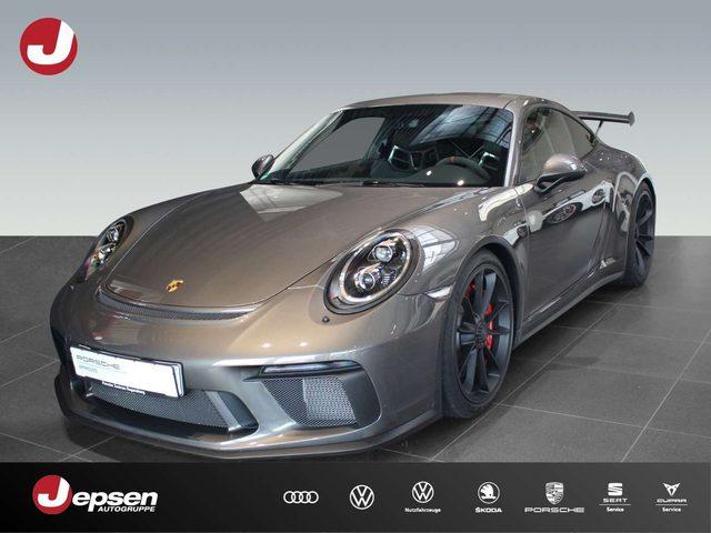 911, GT3 Clubsportpaket Alcantara Automatik