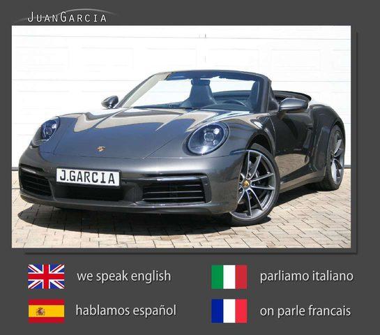 911, (992) Cabrio PDK, NEU OHNE ZULASSUNG, deutsch
