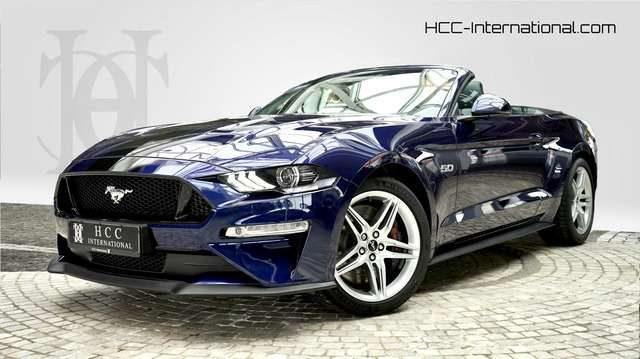 Mustang, 5.0 V8 GT Cabrio 1.Hd+Garantie+ Deutsch!