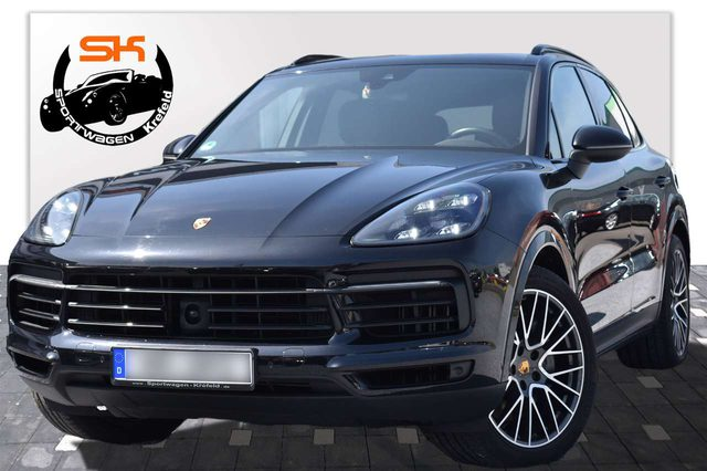 Cayenne, S Tiptronic *SPORT-CHRONO*APPROVED*PANO*AHK*21