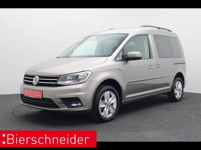 Volkswagen, Caddy, 1.4 TSI Comfortline NAVI KLIMA SHZ PDC GRA ALU