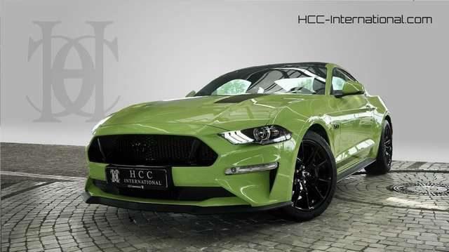 Mustang, 5.0 V8 GT Fastback | MagneRide+Neuzustand