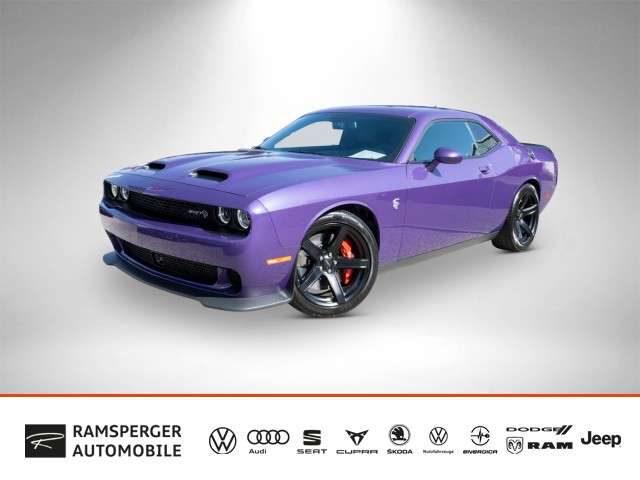 Challenger, SRT Hellcat 6.2l V8
