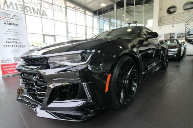 Camaro, ZL1 LT4 6.2 V8 Black/Brembo/Bose®/Recaro/