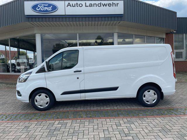 Ford, Transit Custom, 320 L2H1 LKW VA Trend Sicht-Paket 3+ Audio 24
