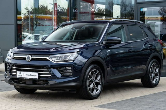 Korando, 1.6 e-XDi Diesel Sapphire 4WD+AHK+el-Heckklappe+18