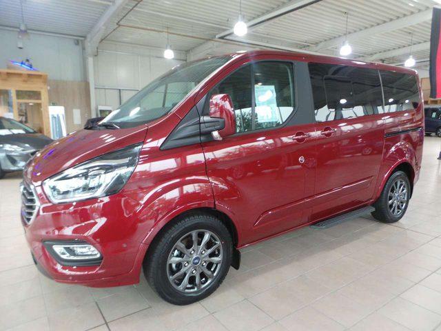 Tourneo Custom, 320 L1H1 VA MH Titanium X, ACC, Standhzg, Lager