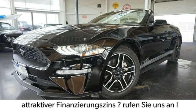 Mustang, Cabrio 2.3 Eco Boost Xenon*Leder*Navi*