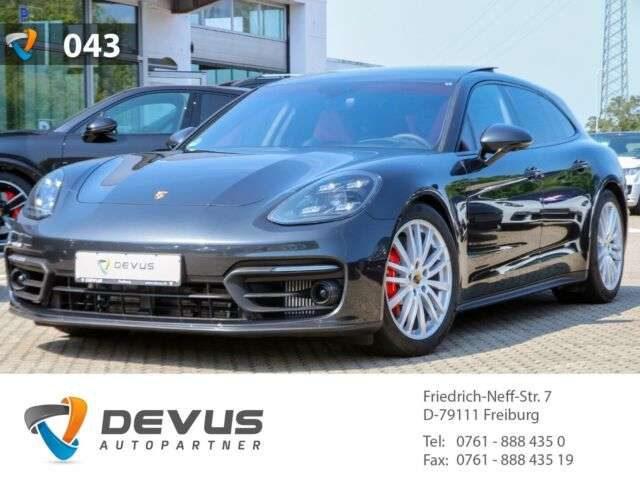 Panamera, Sport Turismo 4S 2.9 V6 Biturbo Sport-Chrono Matri