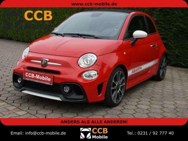 595C, 500 Cabrio 595 C Turismo*LEDER*NAVI*165 PS*CABRI