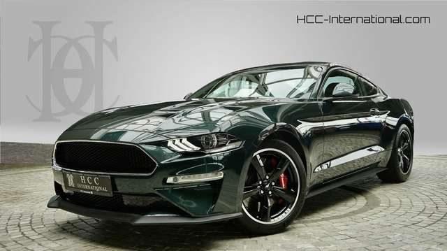 Mustang, GT 5.0 Bullitt   FORD GARANTIE 7/140TKM