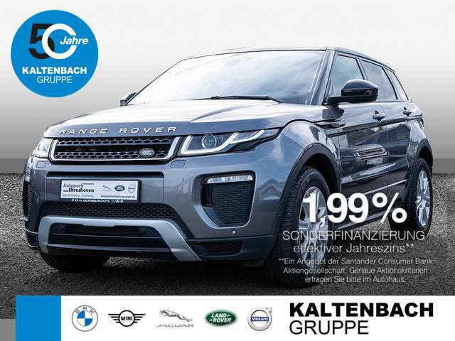 Range Rover Evoque, SD4 SE Dynamic LEDER NAVI