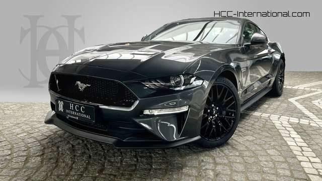 Mustang, 5.0 V8 GT Fastback Aut + RECARO + Deutsch