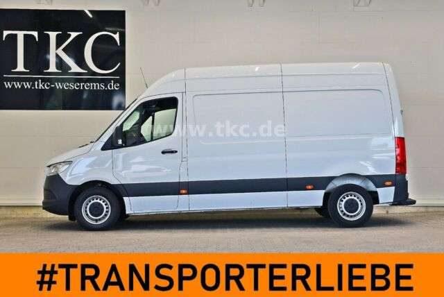 Sprinter, 214 314 CDI/39 Kasten AHK + A/C #71T271