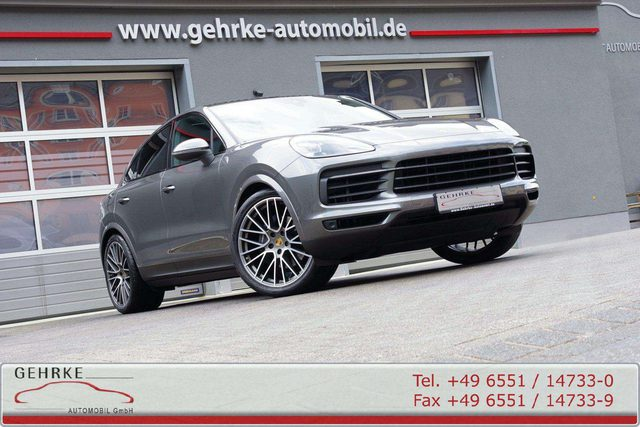 Cayenne, Coupe *Luft,PASM,22