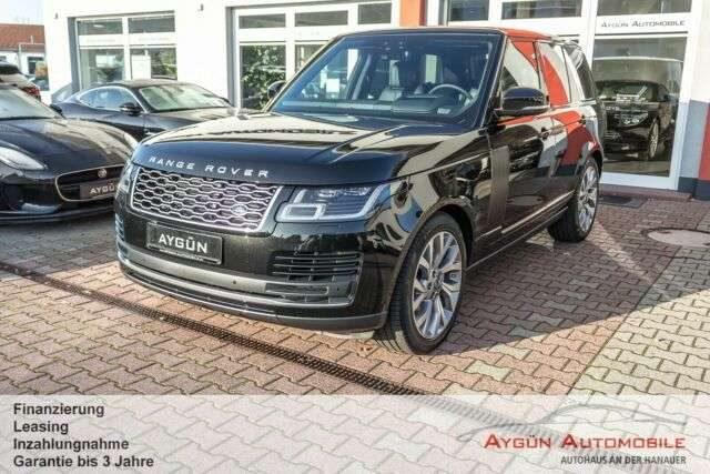 Range Rover, D300 Westminster Head Up / El. AHK
