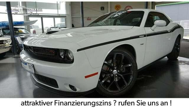 Challenger, V8 HEMI *Navi*Alu20*Leder*Auto*LPG*