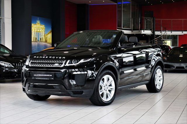 Range Rover Evoque, Cabriolet SE Dynamic*MERIDIAN*BI-XENON*19