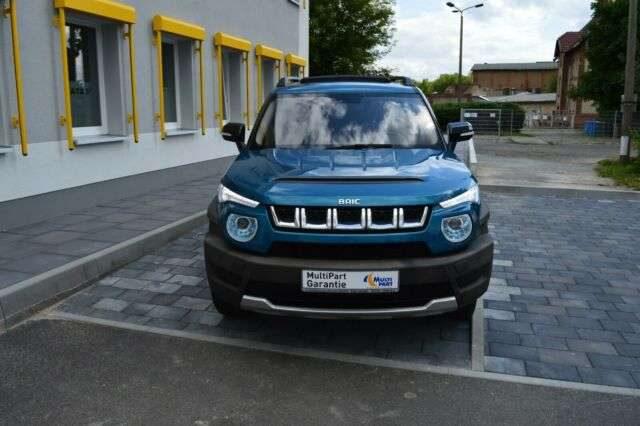 BJ20, Luxury Automatik