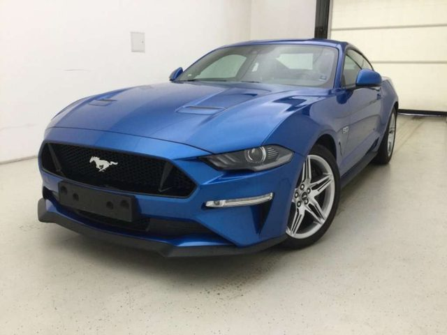 Mustang, Fastback 5.0 Ti-VCT V8 Aut. GT