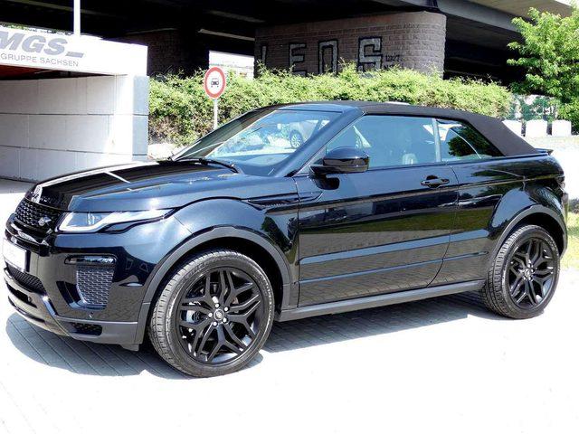 Range Rover Evoque, Cabrio TD4 HSE Dynamic #BLACK-PACK #KAM #DAB