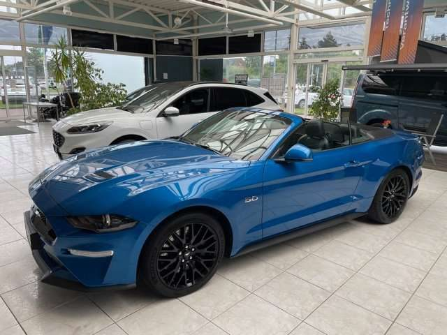 Mustang, Convertible 5.0 Ti-VCT V8 Aut. GT ex Ford-Werke