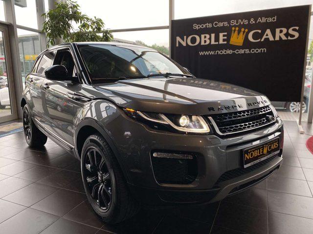 Range Rover Evoque, TD4 SE BLACK PACK PANO LEDER