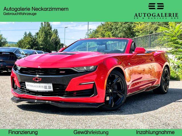 Camaro, Cabriolet 6.2 V8 Aut./neues Modell/Vollausstattung
