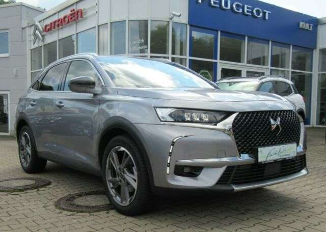 DS 7 Crossback, So Chic PT 225 EAT8*NAVI*LED*PANO*