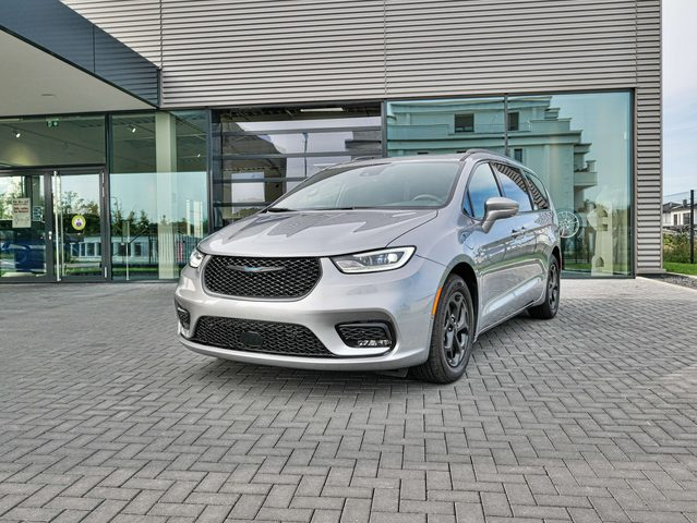 Pacifica, 2021'er Pacifica Limited Hybrid